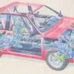 Audi Quattro 1984 - 80 - Sport