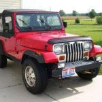 Jeep Wrangler do '96