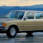 Mercedes S do '91