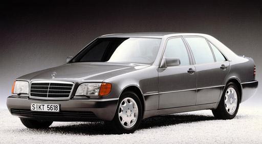 Mercedes S '91-'98