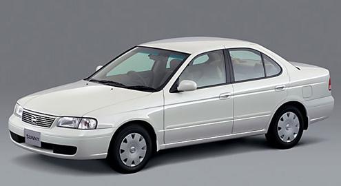 Nissan Sunny po '90