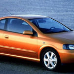 Opel Astra II Coupe