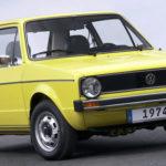 Volkswagen Golf I - Reklama dźwignią handlu