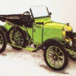 MORRIS OXFORD - rok 1912