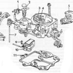 Naprawa gaźnika Keihin I - Audi