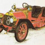 A.L.F.A. 12HP - rok 1911