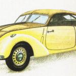 ADLER AUTOBAHN - rok 1939