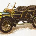ARGYLL 12 HP - rok 1910