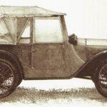 AUSTIN SEVEN - rok 1925
