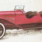 AUSTRO DAIMLER AD M III - rok 1926
