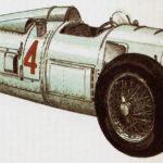 AUTO UNION C - rok 1937