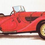BMW 328 - rok 1937