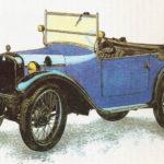 BMW DIXI - rok 1928
