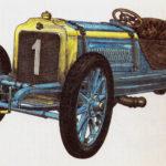 BRASIER - rok 1905