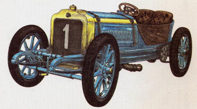 BRASIER – rok 1905
