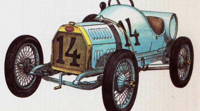 BUGATTI 13 – Jahr 1911