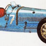 BUGATTI 35 B - rok 1929