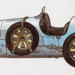 BUGATTI 39A - rok 1926
