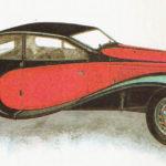 BUGATTI 50 T - rok 1932