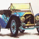 BUICK 24/30 HP - rok 1911