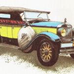 CADILLAC SERIES 314 - rok 1927