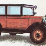CHEVROLET CAPITOL - rok 1927
