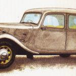 CITROEN 11 - rok 1934