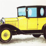 CITROËN B2 - rok 1921