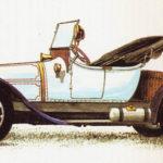 DARRACQ 13 rok 1913