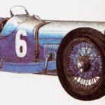 DELAGE 8 Z - rok 1927
