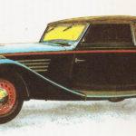 DELAGE D8 - rok 1933