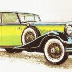 DUESENBERG J - rok 1931