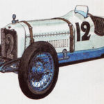 DUESENBERG - rok 1921