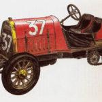 FIAT S.74 - rok 1911