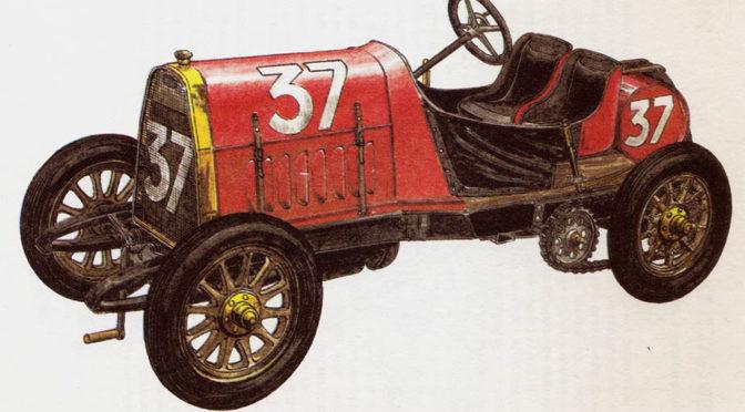 FIAT S.74 – rok 1911