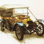 FIAT-ZERO - rok 1912