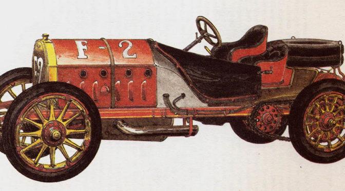 FIAT – rok 1907