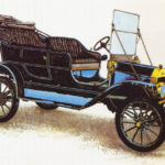 FORD T - rok 1908