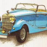 HISPANO-SUIZA TYP 68 - rok 1934