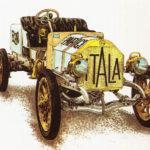 ITALA 55/45 HP - rok 1907