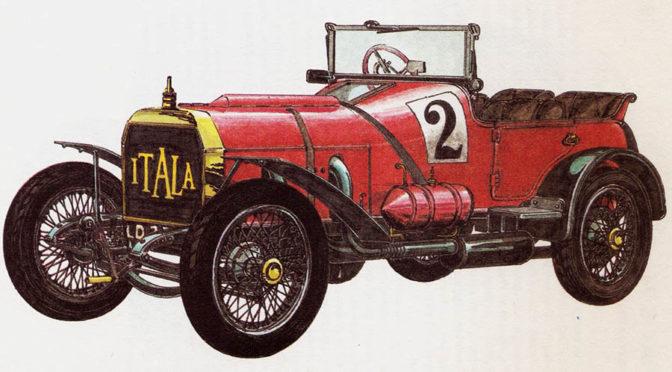 ITALA – rok 1908