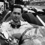 "JOHN ARTHUR ""JACK"" BRABHAM (1926-2014) - Australijczyk"