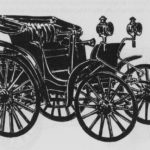 Kształty nadwozia pierwszych samochodów