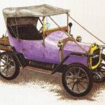 LE ZEBRE TYP A - rok 1909