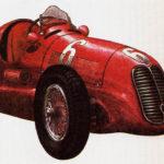 MASERATI 4 CL - rok 1939