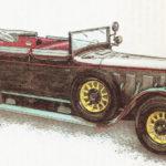 MERCEDES 630 - rok 1926