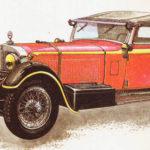 MERCEDES-BENZ SSK - rok 1931