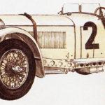 MERCEDES-BENZ SSKL - rok 1931