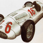 MERCEDES-BENZ W 165 - rok 1939