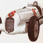 MERCEDES-BENZ W 25 - rok 1935